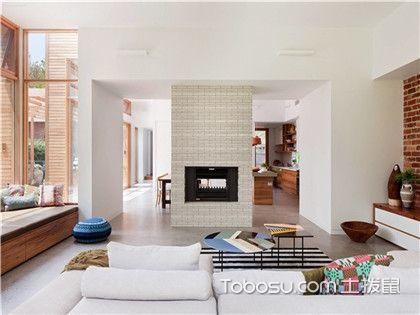 装修设计小知识:2018最新客厅沙发背景墙壁纸色彩搭配技巧