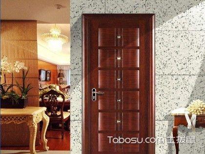 家居室内木门颜色巧搭配,不容忽视的美学色彩