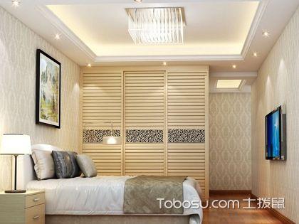 卧室橱柜效果图,卧室的橱柜要如何设计