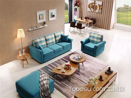 客厅茶几买什么颜色好,茶几地毯搭配技巧