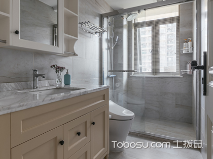 小户型卫生间如何装修?卫生间设计方案及颜色搭配介绍