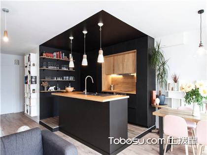開放式廚房裝修應注意哪些方面?開放式廚房裝修注意事項