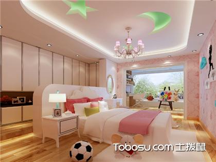 儿童房装修:儿童卧室装修设计有哪些误区?