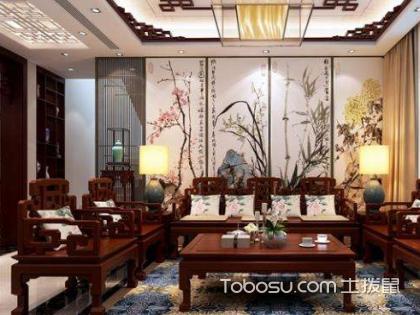新中式别墅装修效果图,新中式别墅装修注意什么?
