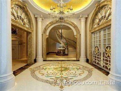 过道地砖效果图,原来走廊也可以很美的!