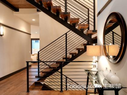 广州别墅楼梯设计种类有哪些?设计注意事项是什么?