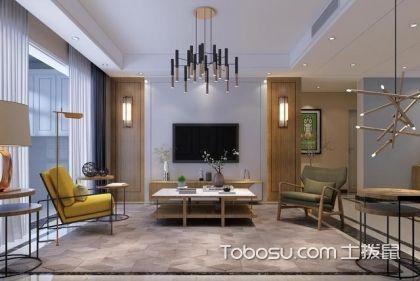 北欧客厅装修效果图,简介且富有想象力