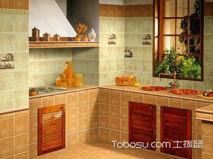 用地砖做橱柜怎么样?用地砖做橱柜有哪些优势?
