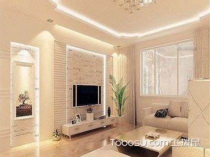 60平米两室一厅装修效果图,温馨舒适