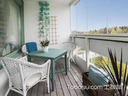 阳台装修不可小觑,阳台装修风水禁忌有哪些?