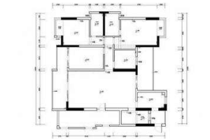 100平米房屋設計圖
