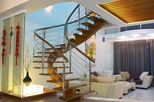 閣樓樓梯設計