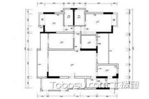 100平米房屋设计图
