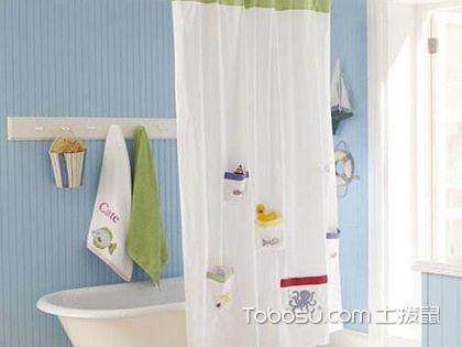 卫生间浴帘尺寸规格,浴帘什么材质好?