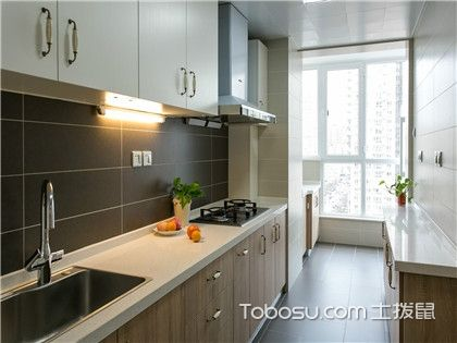 厨房装饰:常用的色彩搭配方案