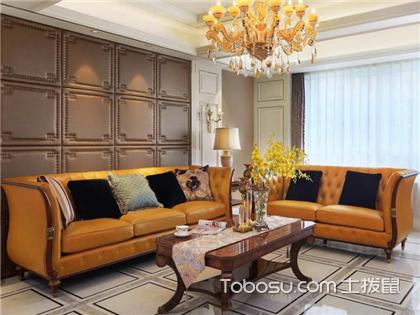 歐式客廳的風格搭配的注意事項,打造奢華檔次的歐式客廳