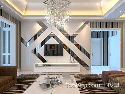客厅电视墙怎么装修?附客厅电视墙效果图