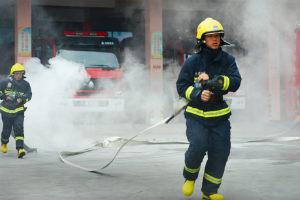 消防验收程序