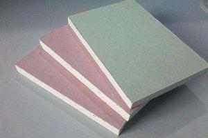 石膏板材料