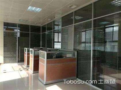 办公楼内部装修注意什么?装修玻璃隔断的好处