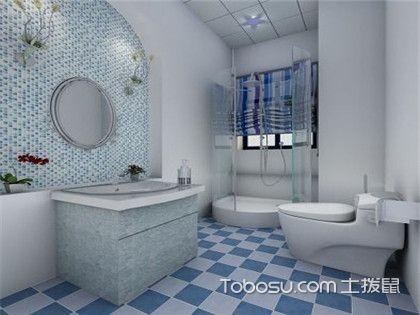浴室搭配:浴室马赛克搭配技巧
