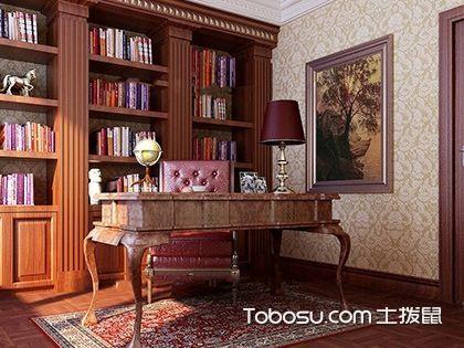 书房颜色怎么搭配?书房的颜色搭配有哪些技巧?