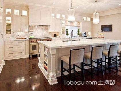 开放式厨房如何装修?开放式厨房装修要点