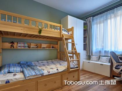 儿童房家具选购是关键,色彩搭配影响性格