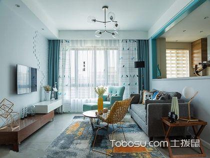 家庭装饰色彩搭配的技巧,家居装修该如何搭配颜色?