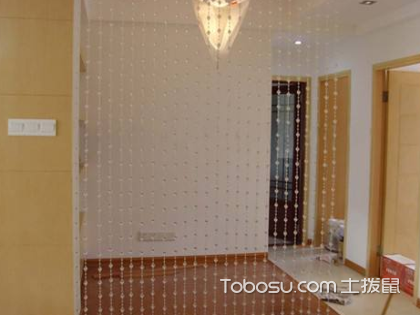 門簾風水禁忌有哪些?客廳安裝門簾有什么作用?