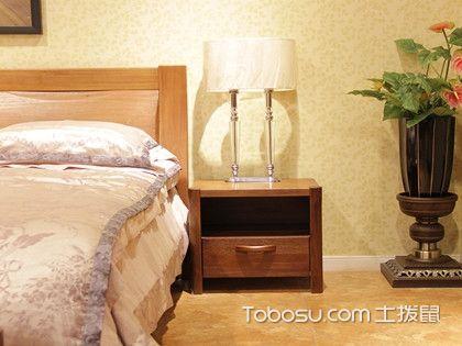 红橡木床头柜有哪些优缺点?红橡木床头柜有哪些保养方法