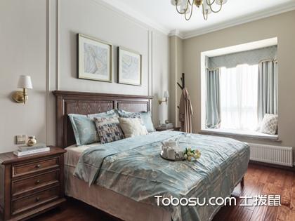 卧室装修风水:床品的摆放风水知识