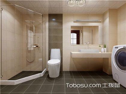 几招搞定小卫生间装修,让卫浴间增容的收纳装修设计