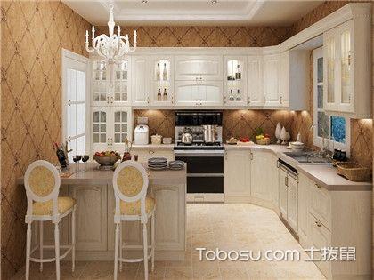 厨房色彩搭配方法,7种厨房颜色搭配介绍