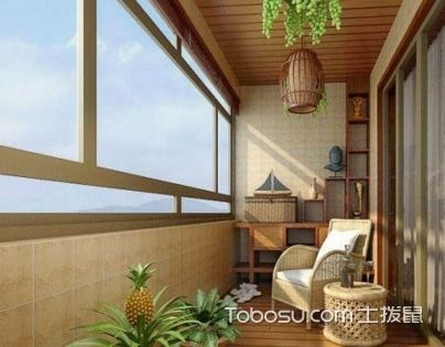 家庭阳台装修设计建议,家庭阳台应该要这样装