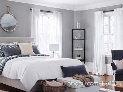 卧室装修的色彩搭配,卧室装修怎么搭配色彩?