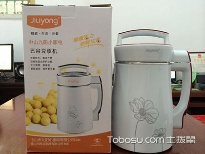 九阳豆浆机怎么使用 九阳豆浆机食谱大全