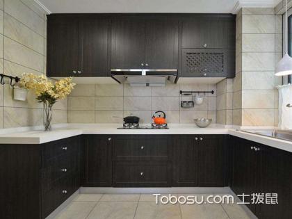 橱柜的种类很多,但用瓷砖垒橱柜你了解多少?