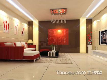 客厅墙壁全贴瓷砖效果图好看,墙壁全贴瓷砖好处多吗