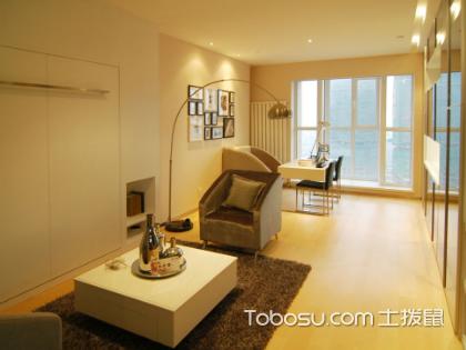 30平方单身公寓装修效果图,给单身的自己做个安乐窝