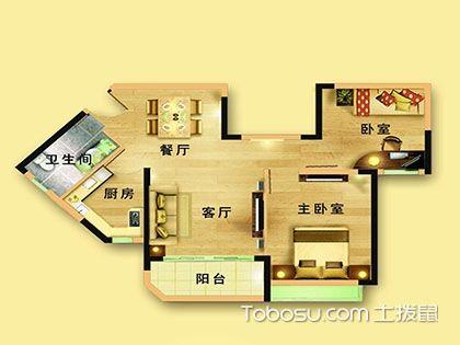 三室一厅户型图大全,让你足不出户选好房