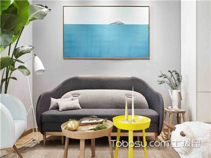 三室一厅户型图90平方米房装修,这套温暖家居是你的菜吗?