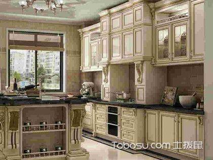 整体橱柜镶嵌玻璃门,优雅时尚且好用