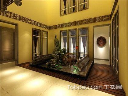广州别墅厨房中式装修设计效果图,你绝对没见过!