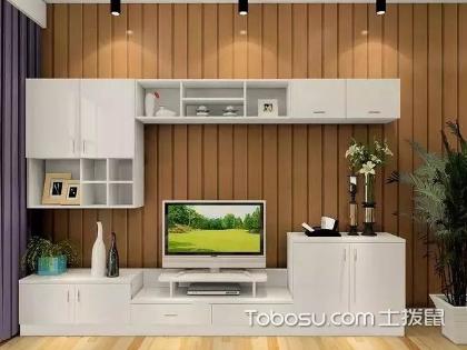 通过生态板电视柜图片选择最合适的生态板电视柜