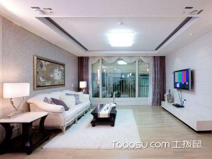 电视柜比茶几高风水讲究,客厅风水布局你家做到了吗