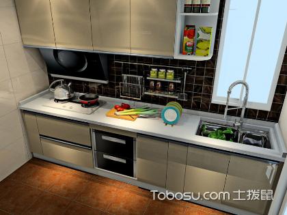 一字型廚房布局尺寸,你家的廚房布局合理嗎