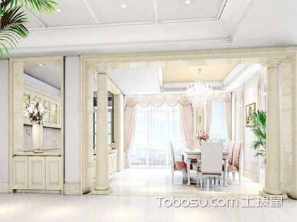 徐州别墅室内装修搭配怎样选?统一风格是关键