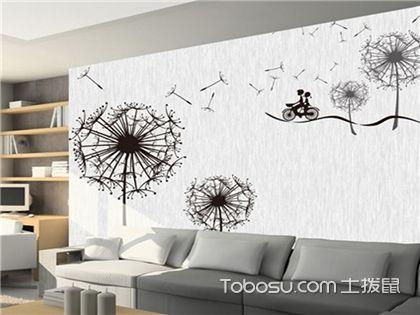 客厅壁纸的选择,与你分享好看的搭配选择
