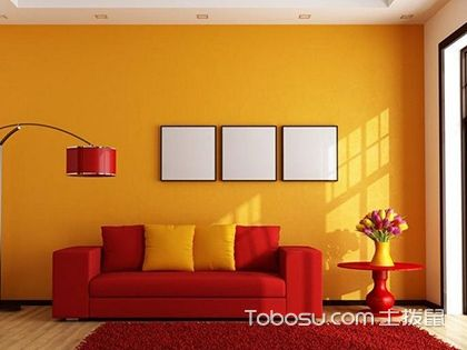 裝修中應該如何選擇涂料顏色?涂料顏色的選擇